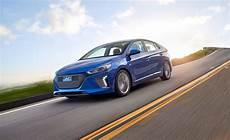 2017 Hyundai Ioniq Hybrid Test Review Car And Driver