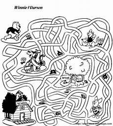 Malvorlagen Labyrinthe Ausdrucken Ausmalbilder Labyrinth Kostenlos Malvorlagen Zum