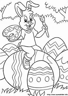 Ausmalbilder Ostern Ostern Malvorlagen