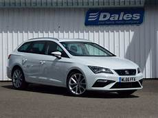 Seat 2 0 Tdi 150 Fr Technology 5dr White 2017 In