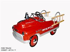 7 Best Images About Fire Trucks At Pedal Car Planet On
