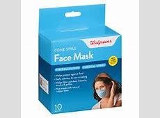 curad surgical antiviral face masks