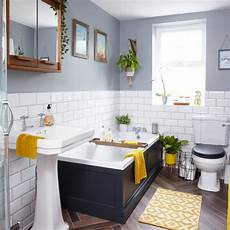 Yellow Half Bathroom Ideas by Bathroom Ideas Designs Trends And Pictures Ideal Home