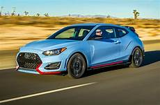 2019 hyundai veloster n makes surprise debut in detroit motor trend