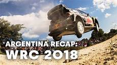 rallye argentine 2018 wrc 2018 top 5 highlights from rally argentina 2018