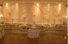 venue styling and decor