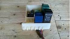 97 03 Bmw E39 5 Series Fuse Box Carrier With Relays