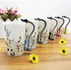 guitar coffee mug new arrival unique design porcelain enamel electric guitar coffee mug beddinginn