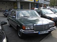 Mercedes S Class W116 Best Photos