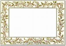 gold holly trim photo holders designer greetings box of christmas cards