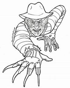 Ausmalbilder Erwachsene Horror Litte House Of Horror Coloring Pages Search