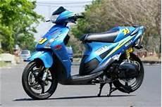 Modifikasi Spin 125 by Modif Motor Gambar Modifikasi Suzuki Spin 125