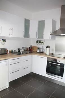 cuisine blanche laquée cuisine blanche bois et inox home sweet home cuisine blanche amenagement cuisine et
