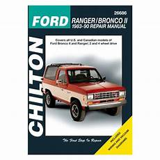 old cars and repair manuals free 1986 ford bronco ii regenerative braking 1986 ford bronco ii and maintenance manual free pdf buy 1983 1986 ford ranger bronco ii