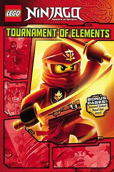 lego ninjago 1 tournament of elements issue