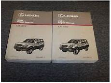 free service manuals online 2003 lexus lx windshield wipe control lexus lx repair manual ebay