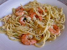 spaghetti mit garnelen spaghetti mit garnelen sassi08 chefkoch de