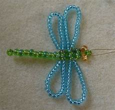 Beader How To Make A Beaded Dragonfly
