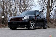 2019 mini jcw review 2019 mini countryman jcw review car reviews auto123
