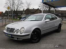 1998 mercedes clk 230 kompressor sport air leather