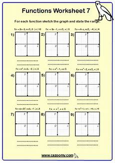 probability worksheets gcse higher 5797 functions sketch the graph and find the range challenge cazoomy worksheet and answers gcse