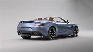 2016 Aston Martin Vanquish Volante Inspired By AM37