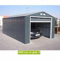 Garage Metal Porte Et Panneaux Acier Avec Garantie 15 Ans