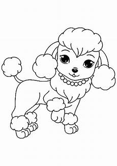 free to color for children dogs