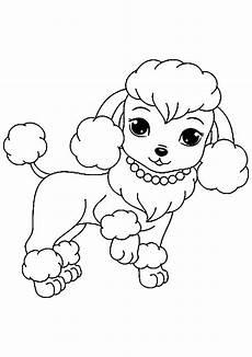 Hunde Malvorlagen Free To Color For Children Dogs