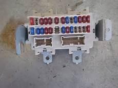 Infiniti G35 Fuse Box Parts
