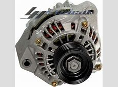 100% NEW ALTERNATOR FOR HONDA CIVIC 1.7 2001,2002,2003