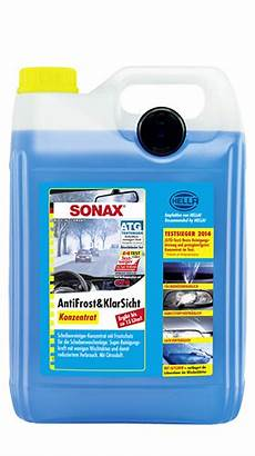 sonax antifrost klarsicht konzentrat 5 liter kaufen