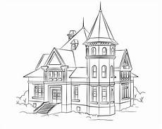 house coloring pages 17594 9 house coloring pages jpg ai illustrator free premium templates