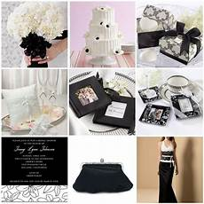 wedding themes wedding style a black and white wedding theme for beautiful contrast