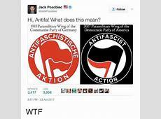 meaning of antifa