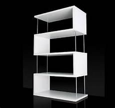 scaffali design mobile bianco soggiorno legno libreria espositore