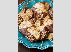 chocolate toffee shortbread_image