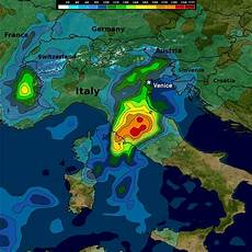 Unwetter In Italien - italy precipitation measurement missions