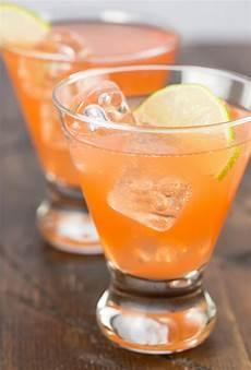 aperol gin cocktail recipe garnish with lemon