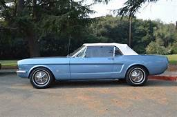 1965 Ford Mustang 645 Convertible Gorgeous Car New Top