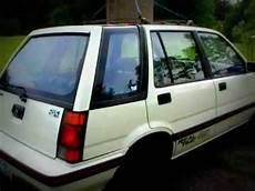 Honda Civic Kombi - 1987 honda civic wagon rt awd