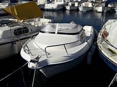 quicksilver qs 450 cabine en port pesquer de palam 243 s lanchas de ocasi 243 n 50485 cosas de barcos
