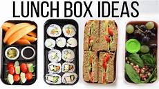 healthy easy lunch box ideas easy recipes vegan lunch