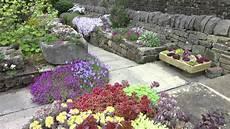 alpine garden youtube