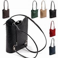 echtleder handtasche damentasche tasche mit