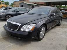 car engine manuals 2004 maybach 57 security system export salvage 2004 maybach 57s base black on black