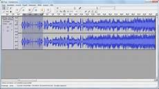 mp3 schneiden musik schneiden mit audacity