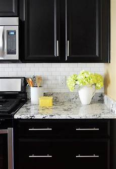 how to install a subway tile kitchen backsplash house love