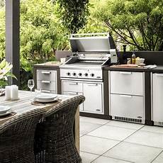 Built In Grill Outdoor Kitchen