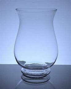 hurricane glass vase px1 wide hurricane vase 6 quot x 10 quot 6 p c flower shop